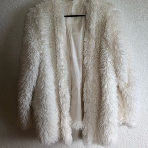 Charolette Russe Faux Fur Jacket